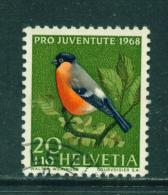 SWITZERLAND - 1968  Pro Juventute  20+10c  Used As Scan - Pro Juventute