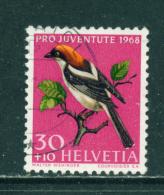 SWITZERLAND - 1968  Pro Juventute  30+10c  Used As Scan - Pro Juventute