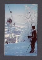 SPORTS D´HIVER - BEAUPRÉ - QUÉBEC - PARC MONT ST ANNE - STATION DE SKI - REMONTE PENTES - CETTE CARTE N´A JAMAIS VOYAGÉE - Sports D'hiver
