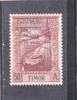 TIMOR  AIR MAIL NEW YORK WORL´S FAIR OVERPRINT (1938)  MNH (**)       Rare - Timor