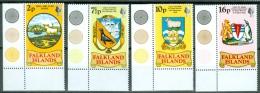 Falkland Islands 1975 Heraldic Arms MNH** - Lot. 2144 - Falkland Islands