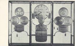 Jens Olsen`s World   Clock  -  Weltuhr  Copenhagen  -  Denmark.   S-141 - Postcards