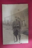 Carte Photo  Darnieulles Soldat Signé Roubaud ? - France