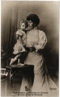 FRANCE DYNASTIE  7 CP  Sophie  Marie Louise  Henriette  Duc D'Alençon  Duc De Vendôme - Case Reali