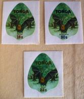 TONGA Chauve Souris, (Yvert 440+pa245+spa 133) Neuf Sans Charniere, MNH - Bats