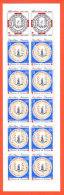 France Carnet N° 2039 _ 1990 _ Croix Rouge - Croix Rouge