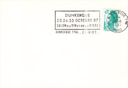 1987 France 59 Dunkerque Biere Beer Bier Birra Cerveza - Beers