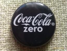 Chapa Kronkorken Cap Tappi Coca Cola Zero. Alemania - Chapas Y Tapas