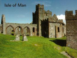 1 AK Isle Of Man * St. German's Catedral In Peel Auf Der Insel St Patrick - Isola Di Man (dell'uomo)