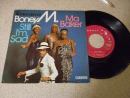 BONEY M   2TITRES    VOIR PHOTOS - Disco, Pop