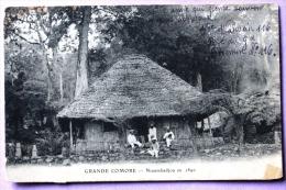 Grande Comore - Nioumbadjou En 1890 - Comores