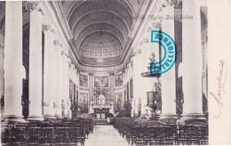 ATH - Intérieur De L'Eglise Saint Julien - Ath