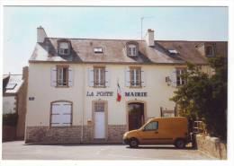 Cp Photo  Ile Tudy  Mairie - Ile Tudy