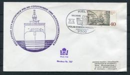 1981 Germany Kiel Deutsche Polar Ship Cover - [7] Federal Republic