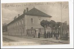 CPA MILITARIA 18 : BOURGES - La Caserne Du 37e Régiment D´artillerie - Barracks