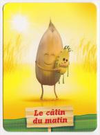 Carte Cracotte Lu - Les Devinettes Cracotte - Publicité
