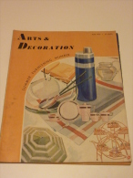 ARTS & DECORATION. Magazine. 2 Numbers. June 1939 / August 1939 - Livres, BD, Revues