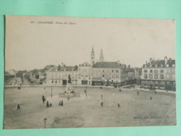 CHARTRES - Place Des Epars - Chartres