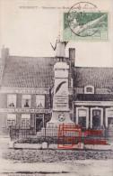 WORMHOUDT (Nord) - Monument Aux Morts (Guerre 1914-1918) - Wormhout