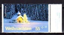 2013  BRD / Germany - Cristmas / Weihnacht - 1 V  Paper- MNH** - BRD