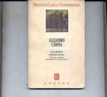 """""""LOS ARBOLES MUEREN DE PIE"""" ALEJANDRO CASONA CON NOTAS DE STELLA MARIS MIRAVALLES. GECKO - Theatre"""