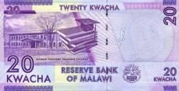 MALAWI P. 57/62 2012 UNC (6 Billets) - Malawi