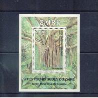 ZAIRE ,  ** , Mnh , Postfrisch - Mi.Nr. Block 59 - Zaire