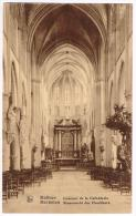I1395 Malines Mechelen - Interieur De La Cathedrale - Binnenzicht Der Hoofdkerk / Non Viaggiata - Mechelen