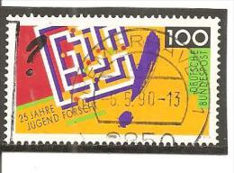 Alemania-Germany Nº Yvert 1285 (usado) (o) - [7] Federal Republic