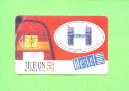 HUNGARY  -  Chip Phonecard As Scan - Hungary