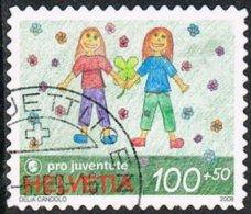 Switzerland SG J388 2008 Pro Juventute 100c+50c Good/fine Used [12/13148/7D] - Pro Juventute