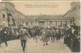Tir Albalete Albaletriers A Compiègne Oise Fete Jeanne Arc 1913 Archery Crossbow Guillaume Tell - Tir à L'Arc