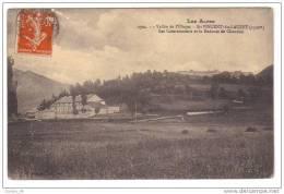 Cpa Du 04-Vallée De L´Ubaye-St Vincent Du Lauzet-Les Casernements Et La Redoute De Chaudon - Sin Clasificación