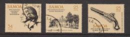 Samoa 1982 Washington Anniversary Set 3 FU - Samoa