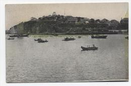 CHINA ~ Boats In Harbor CHEFOO HARBOR Unused C1910 Postcard - China