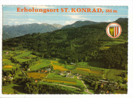 St. Konrad - Alpine Lufbild - Ohne Zuordnung
