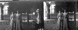 USTARITZ - PYRENEES ATLANTIQUES - PN 067 - Pensionnaires - Glasplaten