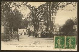 SAINT PIERRE De CHIGNAC Passage à Niveau (Eyboulet) Dordogne (24) - Other Municipalities
