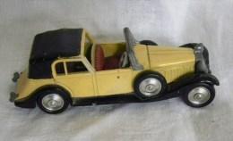 Tacot Miniature RAMI HISPANO SUIZA 1934 - R.A.M.I. JMK - Non Classés