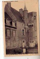 89 Environs De TOUCY ( Yonne ) - Cour Interieure Du Château D'Arthé ( XIIe Siècle ) - Collection Villeboeuf Puits - Toucy