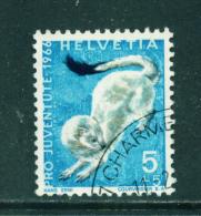 SWITZERLAND - 1966  Pro Juventute  5+5c  Used As Scan - Pro Juventute