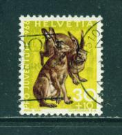 SWITZERLAND - 1966  Pro Juventute  30+10c  Used As Scan - Pro Juventute