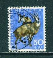 SWITZERLAND - 1966  Pro Juventute  50+10c  Used As Scan - Pro Juventute