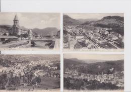 14 / 1 / 63  - LOT  DE  13  CPA  &  2  CPSM  DE  LA BOURBOULE  - Toutes Scanées - Cartoline