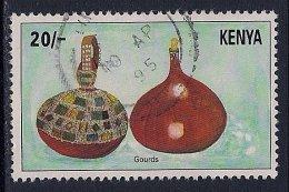 Kenya ~ 1995 ~ Material Culture ~ SG 649 ~ Used - Kenya (1963-...)