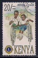 Kenya ~ 1996 ~ Lions Club International ~ SG 718 ~ Used - Kenya (1963-...)