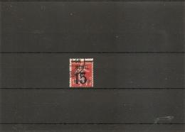 Memel ( 38 Oblitéré - Piquage à Cheval à Voir)
