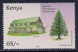 Kenya ~ 2007 ~ Nairobi Arboretum ~ Trees ~ SG 835 ~ Used - Kenya (1963-...)