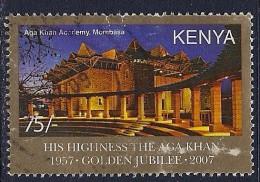Kenya ~ 2008 ~ Aga Khan Golden Jubilee ~ SG 853 ~ Used - Kenya (1963-...)
