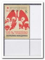 Macedonie 2013 Postfris, MNH Red Cross - Macedonië